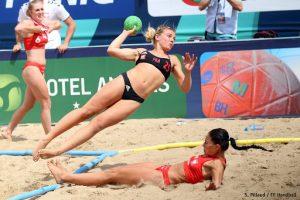 Beach Handball Féminin